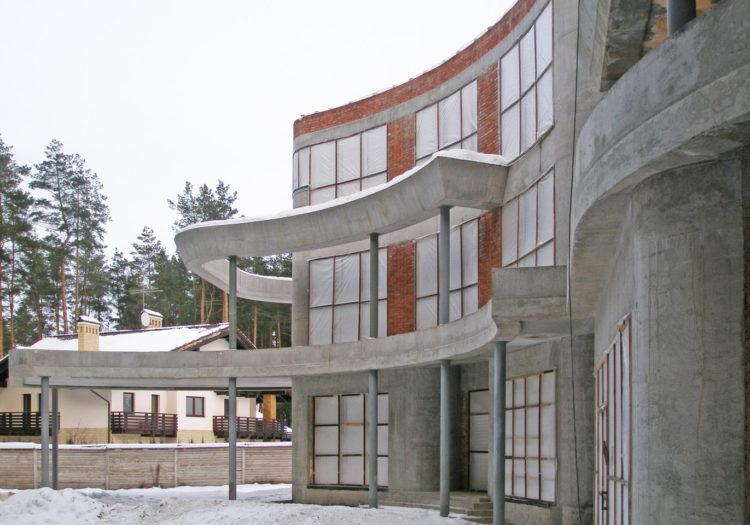 Коттедж в поселке «Резиденция Бенилюкс»