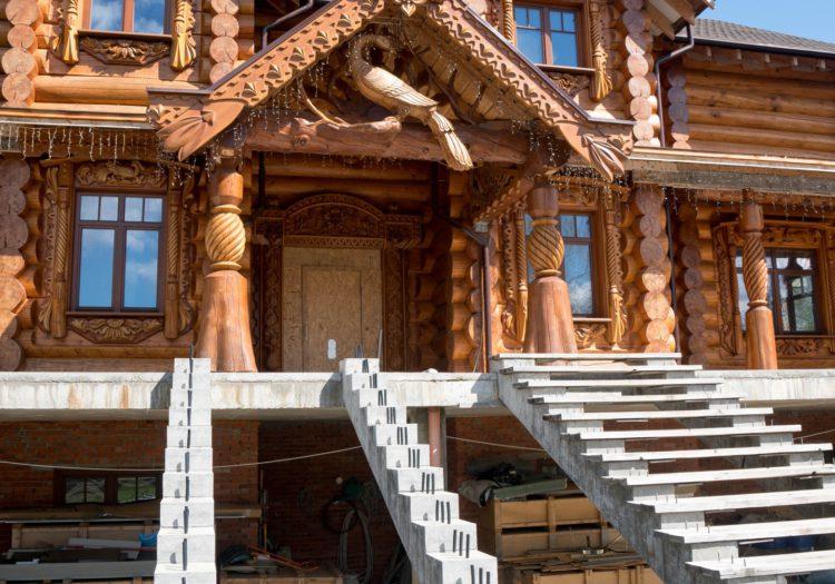 Коттедж в поселке «Старое Мелково»
